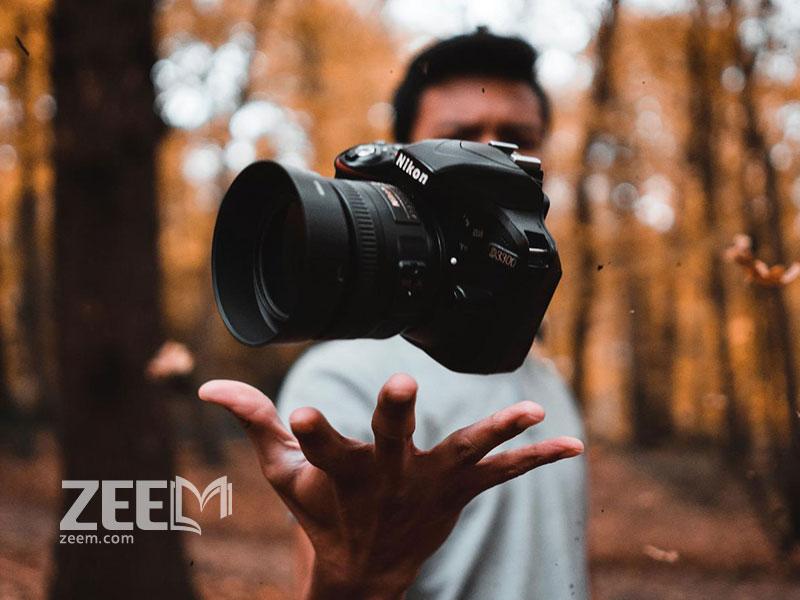 ویژگی های عکاسان حرفه ای