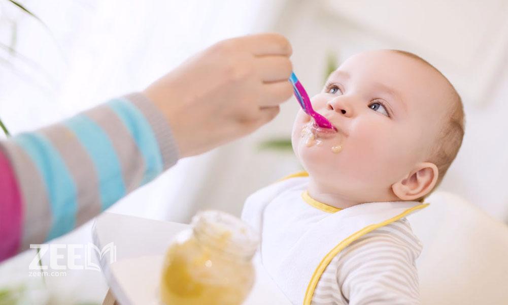 غذای کودک برای شش ماهگی تا شش سالگی