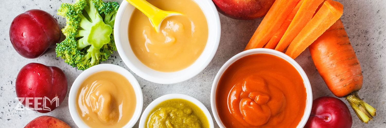 چه غذایی برای کودک مناسب است